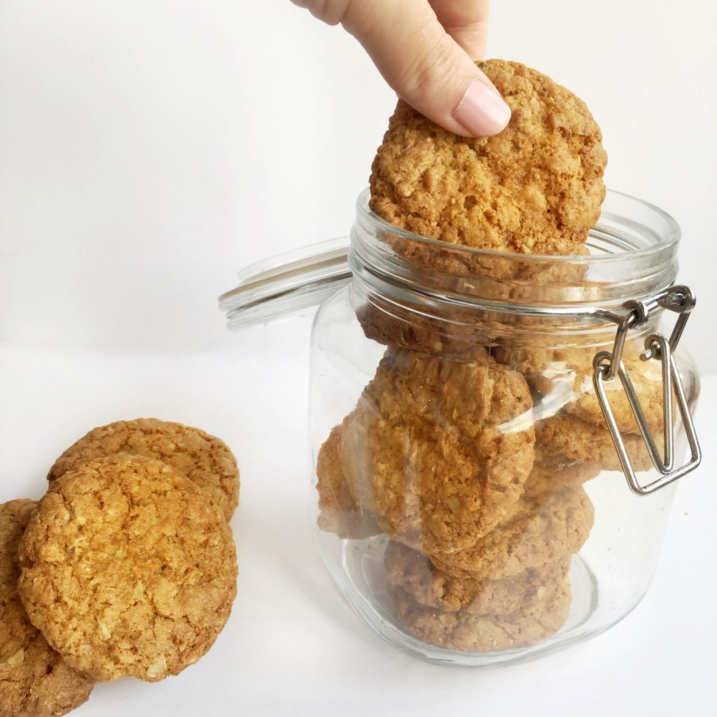 Vegan Hobnobs recipe